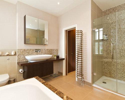 Space saving bathroom vanities home design ideas pictures for Space saving bathroom layouts