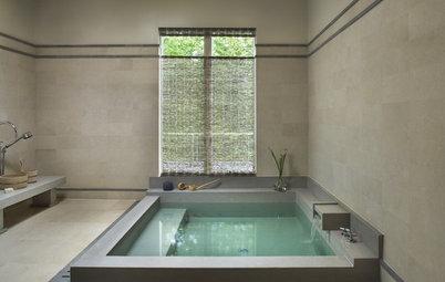 Toto tub vs kohler tub for Garden tub vs standard tub