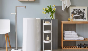 Sorted! Bathroom and Laundry Storage