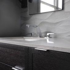 Contemporary Bathroom by DMC San Francisco