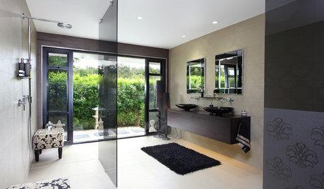 Bathroom Inspiration: 20 Cool Contemporary Designs