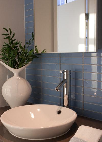 Contemporary Bathroom Contemporary Bathroom