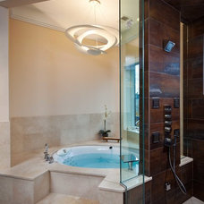 Contemporary Bathroom by Foster Design Build LLC