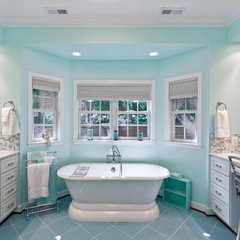 contemporary bathroom by Foster Remodeling Solutions, Inc.