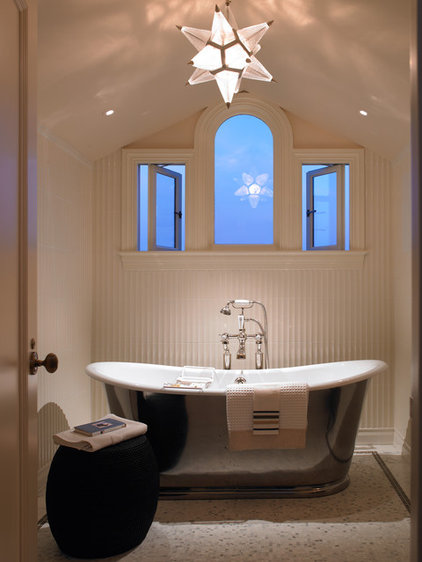contemporary bathroom by Gast Architects
