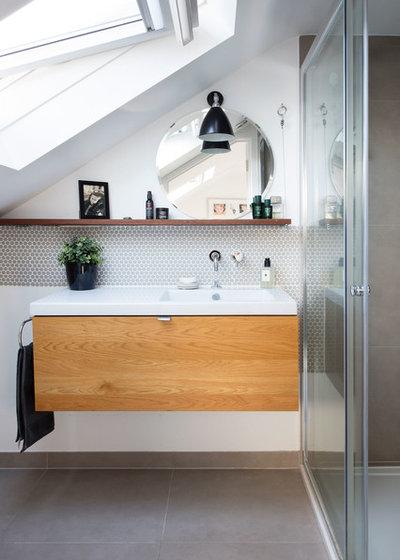Contemporáneo Cuarto de baño Contemporary Bathroom