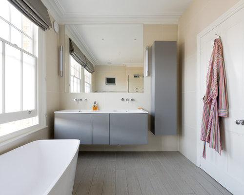 8 Contemporary Bathroom Ideas: Contemporary Bathroom Design Ideas, Renovations & Photos