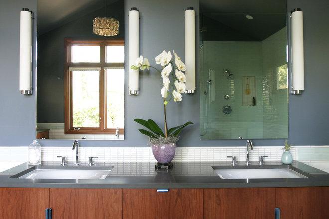 Contemporary Bathroom by Fig. Studio Architecture + Interiors