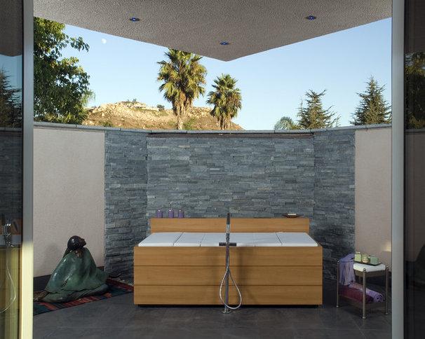 Contemporary Bathroom by Hamilton-Gray Design, Inc.