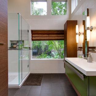 Cool High Ceiling Bathroom Houzz Download Free Architecture Designs Pushbritishbridgeorg