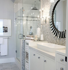 contemporary bathroom Sarah Richardson
