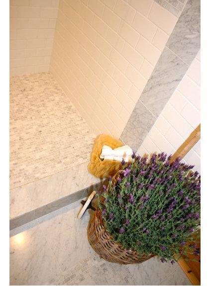 Contemporary Bathroom by Kelley & Company Home