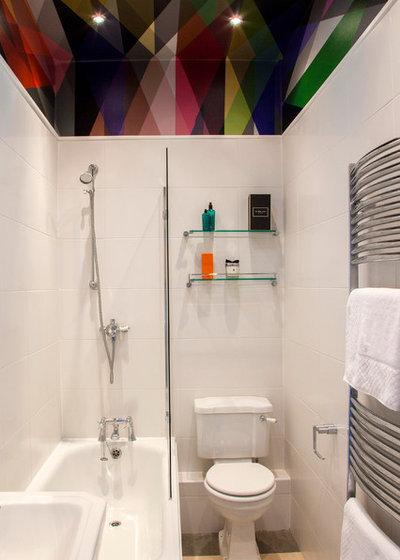 Contemporary Bathroom by Malcolm Duffin Design