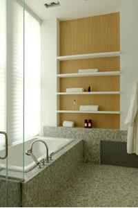 Recessed Shelves | Houzz