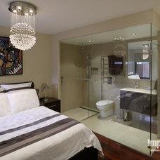 Contemporary Bathroom by Impala Kitchens and Bathrooms - Petra Mallia