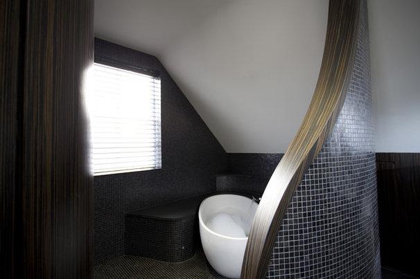 Contemporary Bathroom by Increation Interiors Ltd