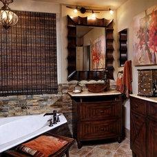 Contemporary Bathroom by Myriam Payne