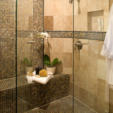 contemporary bathroom by INVIEW Interior Design