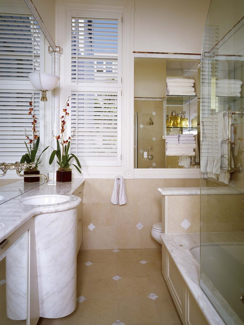 Small full bath ideas pictures remodel and decor - Small full bathroom ideas ...