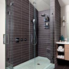 Contemporary Bathroom by KW Designs