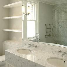 Contemporary Bathroom by Laura Hammett Ltd