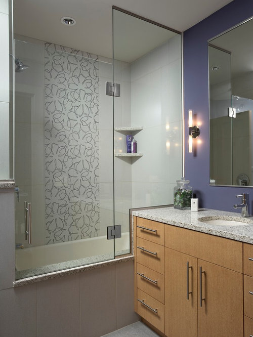 modern guest bathroom home design ideas pictures remodel