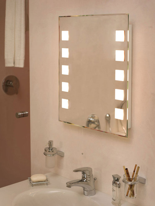 Lighted Medicine Cabinet Houzz