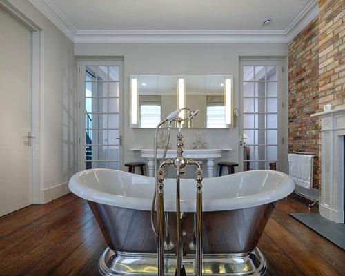 Contemporary Bathroom Design Ideas, Renovations & Photos