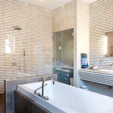 Contemporary Bathroom by Mary Prince