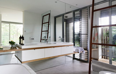 20 Bathroom Storage Ideas Loved by Australian Houzzers