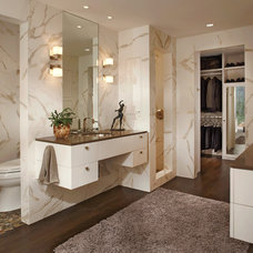Contemporary Bathroom by National Association of the Remodeling Industry