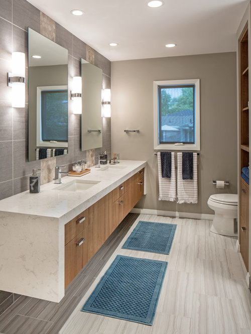 contemporary bathroom omaha ne
