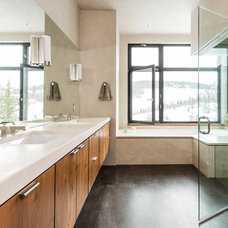 Contemporary Bathroom by Pearson Design Group