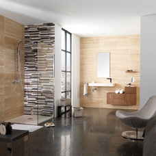 Contemporary Bathroom by Porcelanosa USA