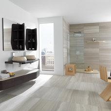 Contemporary Bathroom by Porcelanosa USA