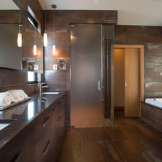 Contemporary Bathroom by Radiant Homes