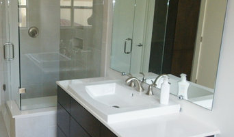 Contemporary Bathroom Remodel - Dickason