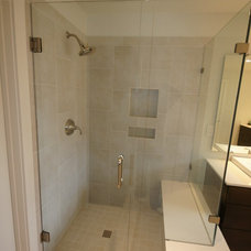 Contemporary Bathroom by G & S Services