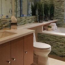 Contemporary Bathroom by SPACES Interior Design