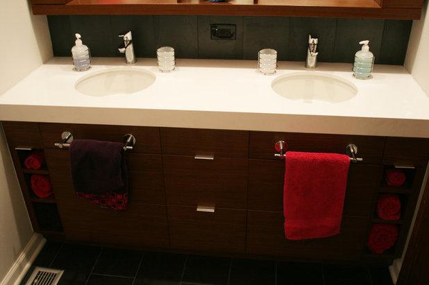 Contemporary Bathroom by gordon architecture, inc.