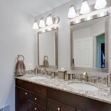 Contemporary Bathroom by Reico Kitchen & Bath