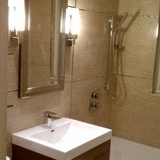 Contemporary Bathroom contemporary bathroom renovation
