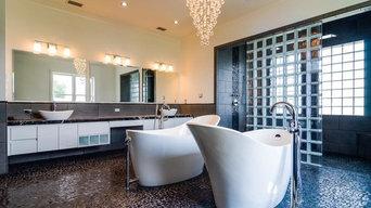 Contemporary Bathroom Retreat