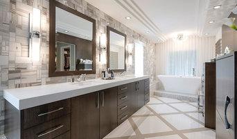 Contemporary Bathroom, Royal Palm Beach