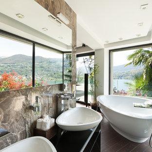 Contemporary Bathroom- San Fernando Valley