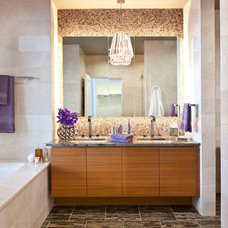 Contemporary Bathroom by Smith Firestone Associates