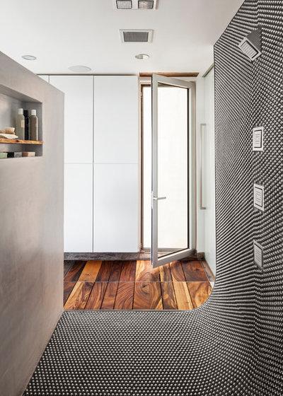 10 fa on d 39 int grer des courbes la salle de bains pour. Black Bedroom Furniture Sets. Home Design Ideas