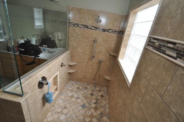 Contemporary Bathroom by Splash Galleries, Inc.