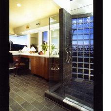 Contemporary Bathroom by Steve Rankin Architecture