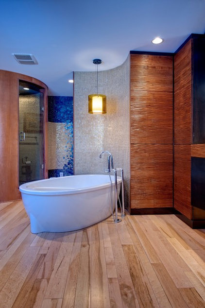 Contemporary Bathroom by Stimmel Consulting Group